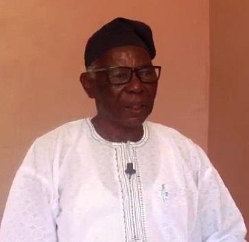 Pastor A. K. Apologun, Chairman of the Translation Team